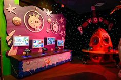 First photos of new Angry Birds attraction at Kennedy Space Center (Photo Courtesy Kennedy Space Center)