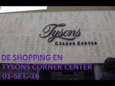 De shopping en Tysons Corner Center - 01/09/16
