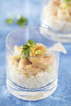 Coconut Curry Shrimp from epicureanmom.com