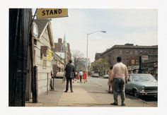 019 Queens Stephen Shore / Courtesy of Sprueth Magers