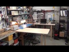 Lab and Bench Upgrades - YouTube
