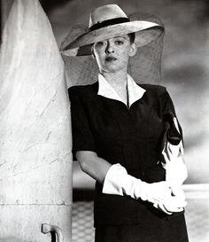"Bette Davis ""Now, Voyager"" 1942."