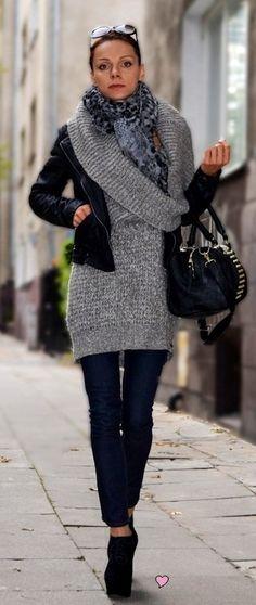 Fall Street Fashion!