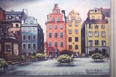 Скандинавия, Стокгольм
