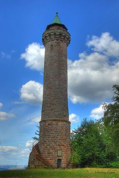 Humbergturm - Kaiserslautern, Germany by fisherbray, via Flickr