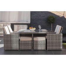 Outdoor Table Sets - Wayfair