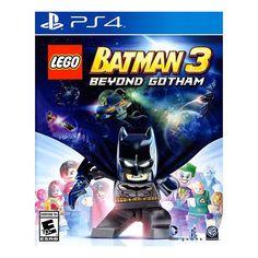 LEGO Batman 3: Beyond Gotham for PS4, Multicolor