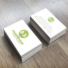 imagen Corporativa y Naming para Break & Bread  Xaniño, Agencia de Comunicación #logotipo #logo #coruña #design #identity
