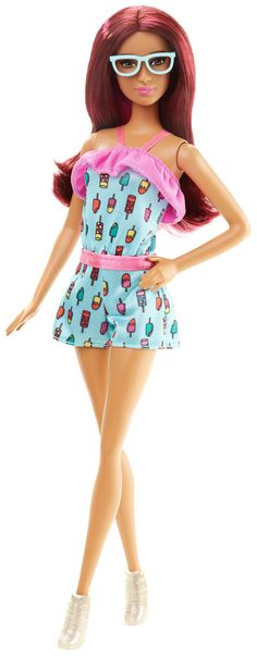 Barbie® Fashionistas® Doll - Ice Cream Romper 2016 collection