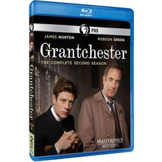 "Grantchester: Season 2 (Blu-ray) - Reverend Sidney Chambers and Inspector Geordie Keating return for another round of mysteries in a series praised as ""glorious"" by The Wall Street Journal. Sidney is a sensitive vicar, Geordie a hardbitten cop. Together they make perfect partners in crime-solving."