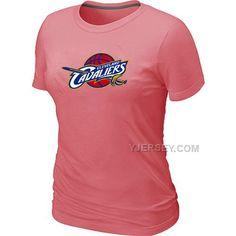 http://www.yjersey.com/nba-cleveland-cavaliers-big-tall-primary-logo-pink-women-t-shirt.html #NBA CLEVELAND #CAVALIERS BIG & TALL PRIMARY LOGO PINK WOMEN T SHIRTOnly$29.00  Free Shipping!