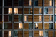 Hilton Double Tree / Milano IT / Goring & Straja Architects, Giacomo Sicuro Metal Facade, Master Plan, Facades, Urban Design, Landscape Design, Architecture Design, Design Inspiration, Exterior, Deco