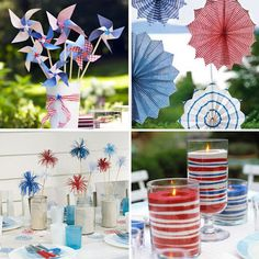 33 Inspirational Labor Day Decorations Ideas