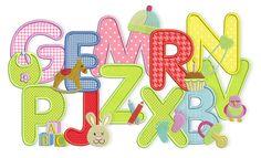 BERNINA-Baby-Alphabet-der allerletzte Buchstabe, das Z