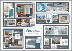 olioboard starting point for me-looks like a great program for designing spaces Restroom Design, Interior Design Boards, Pallet Designs, Color Pallets, Mood Boards, Gallery Wall, Lounge, Spaces, Blog