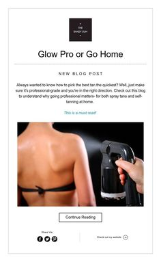 Glow Pro or Go Home