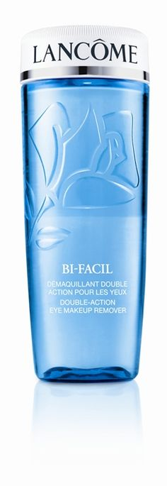 Lancome Eye-Make-up Remover: fabulous and available and Nordstrom