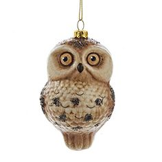 Looking for Kurt Adler Owl Ornaments for Christmas Tree? You'll find plenty of beautiful Owl Christmas Tree ornaments from the Kurt Alder Collection HERE! Hobby Lobby Christmas Ornaments, Owl Christmas Tree, Christmas Ornament Sets, Personalized Christmas Ornaments, Christmas Angels, All Things Christmas, Christmas Decor, Merry Christmas, Anthropologie Christmas