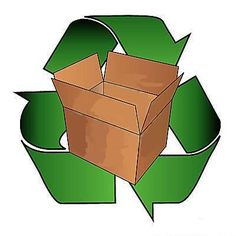 About our Boxes - Wondering why we get so excited about used cardboard boxes?