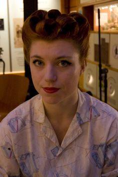 1940's Hair inspiration