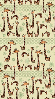 Giraffe background Funny Giraffe, Giraffe Art, Cute Giraffe, Iphone 5 Wallpaper, Whatsapp Wallpaper, Wallpaper Backgrounds, Aztec Wallpaper, Pink Wallpaper, Screen Wallpaper