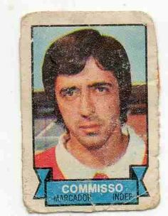 1972 Eduardo Comisso - Independiente de Avellaneda