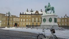 The Diva at Amalienborg,  Copenhagen