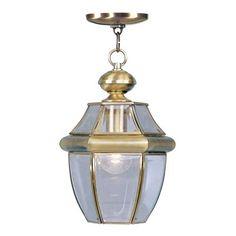 Livex Lighting 2152 Monterey Outdoor Pendant
