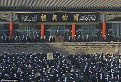 China removes loudspeakers from hundreds of mosques - Hindu Janajagruti Samiti