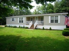 48 best double wides images mobile home doublewide remodeling rh pinterest com