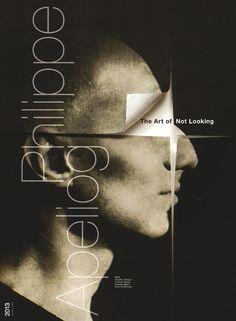 Lecture Series Poster Design by Maia Conlon, via Behance
