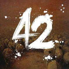 Coldplay = 42 by VivaLaRigby on DeviantArt