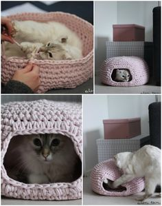 Crochet Bed..so stinkin cute!!