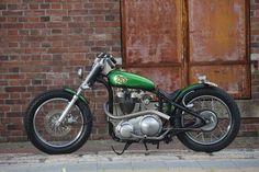 平和モーターサイクル - HEIWA MOTORCYCLE - | New Green Peace (AJS)