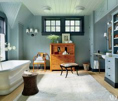 Design firm McAlpine Booth & Ferrier Interiors and architect John I. Meyer Jr. transform an unexceptional waterfront house in upstate New York An artfully tailored upgrade by designer Michael S. Smith brings an air of modern glamour to a 1920s boathouse on a Wisconsin estateAD takes a look back at the legendary yacht, The Highlander, when it was owned by famed publisher Malcolm S. ForbesAt a dazzling harborside site on Nantucket, Jacobsen Architecture reimagines the island's residential ...