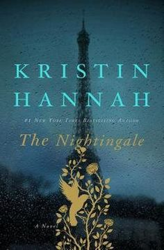 So amazing!! The Nightengale by Kristin Hannah