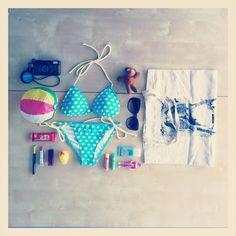 I like it hot. I like sweaty, I like it all over me Golden Tan, Maybelline, Bikinis, Swimwear, My Style, Bags, Fashion, Bathing Suits, Handbags