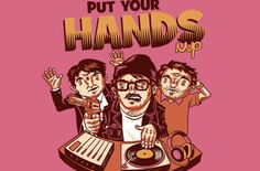Put Your Hands Up - by CMatos