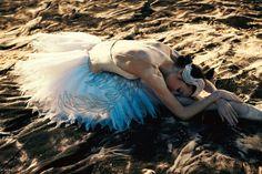 Australian Ballet for Vogue Australia. Photo by Will Davidson.