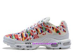 official photos d00b7 0f548 Nike Air Max Plus Tn Coupe du monde Classique Chaussures Sportswear Pas Cher  Pour Homme AO5117