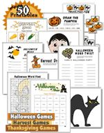 halloween movie and monster trivia games halloween party games - Halloween Monster Trivia