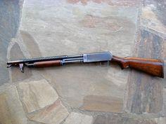 Stevens Model 520-30 Trench Gun