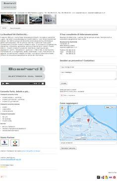 Impianti elettrici, Paradiso, Lugano, Telecomunicazioni, Telematica, Servizio riparazioni