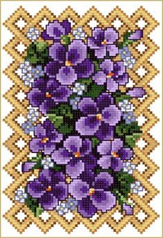 View all images at nachystáno pro web folder Free Cross Stitch Charts, Cross Stitch Love, Cross Stitch Flowers, Counted Cross Stitch Patterns, Cross Stitch Designs, Cross Stitch Embroidery, Embroidery Patterns, Cross Stitching, Couture