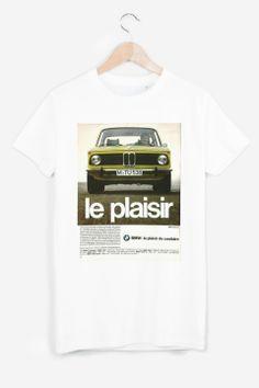 t-Shirt Le Plaisir by FAUX
