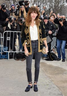 Fall outfit ideas from 20 street style stars who show us how to master your…