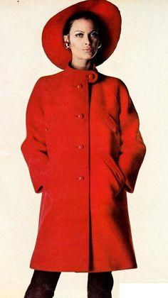 Bilderesultat for red sixties jacket
