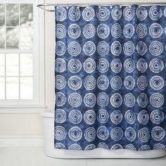 Lisa Audit-Waterfall Shower Curtain by Saturday Knight at Wayfair.com