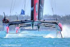ORACLE TEAM USA: The fight back is on
