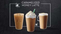 New Starbucks Caramelized Honey Frappuccino | It has grown on me!